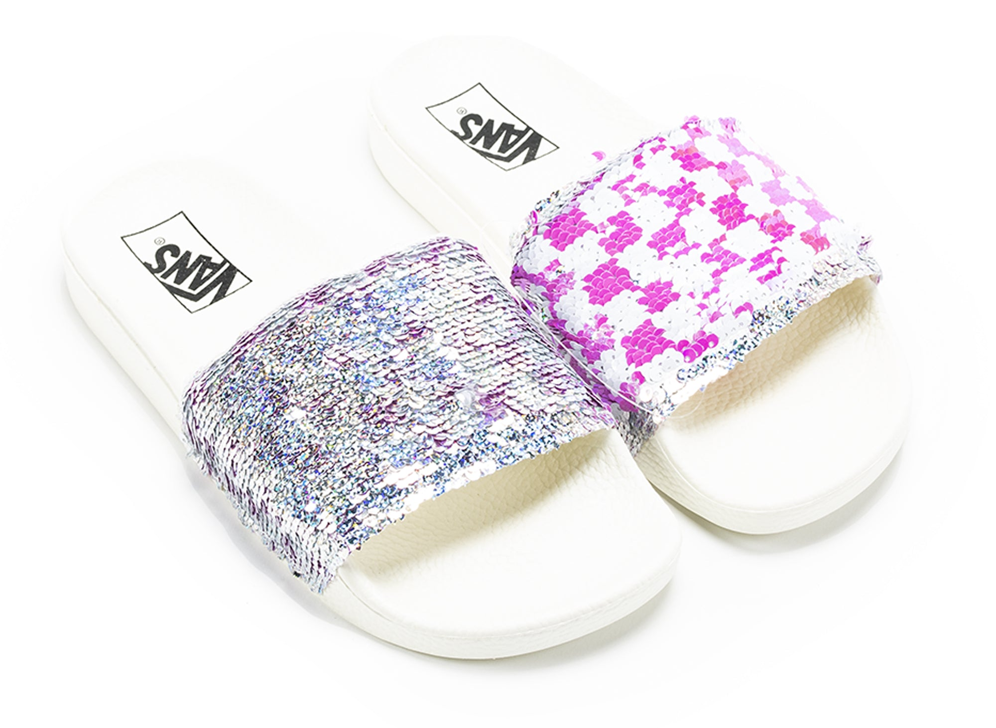 VANS womens Slide-On FLIPPING SQNS