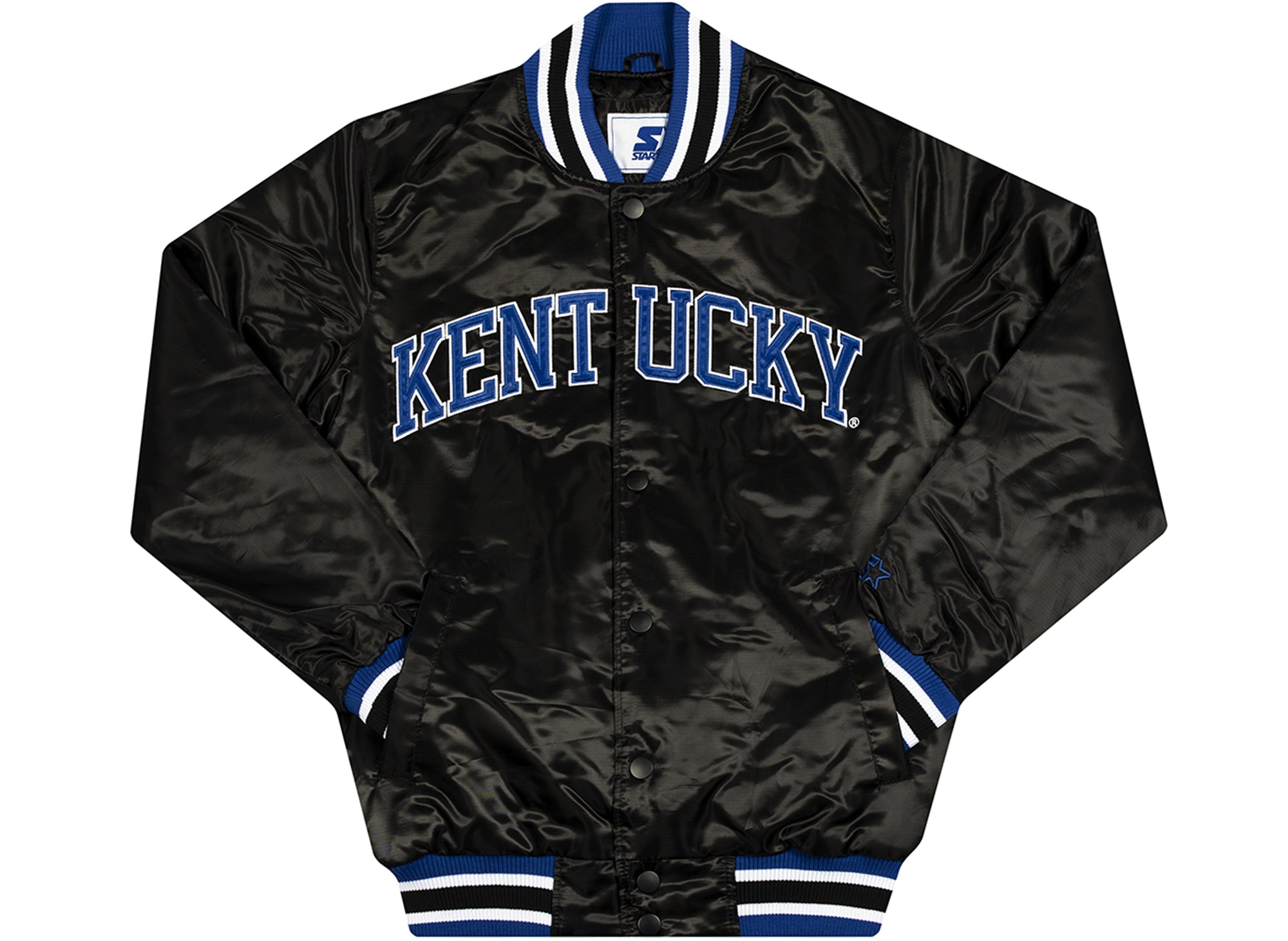 Starter x Oneness University of Kentucky Jacket in Black