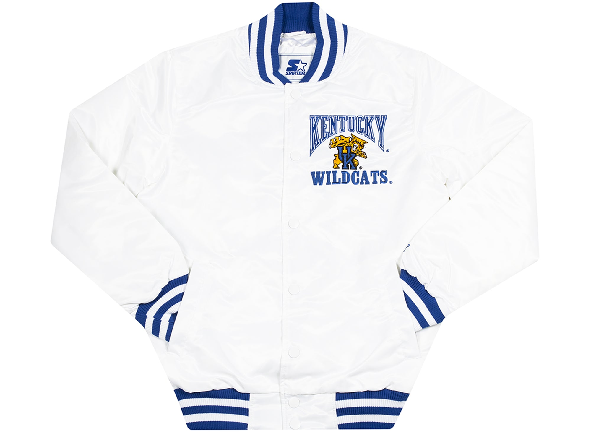 Starter x Oneness University of Kentucky Jacket in White