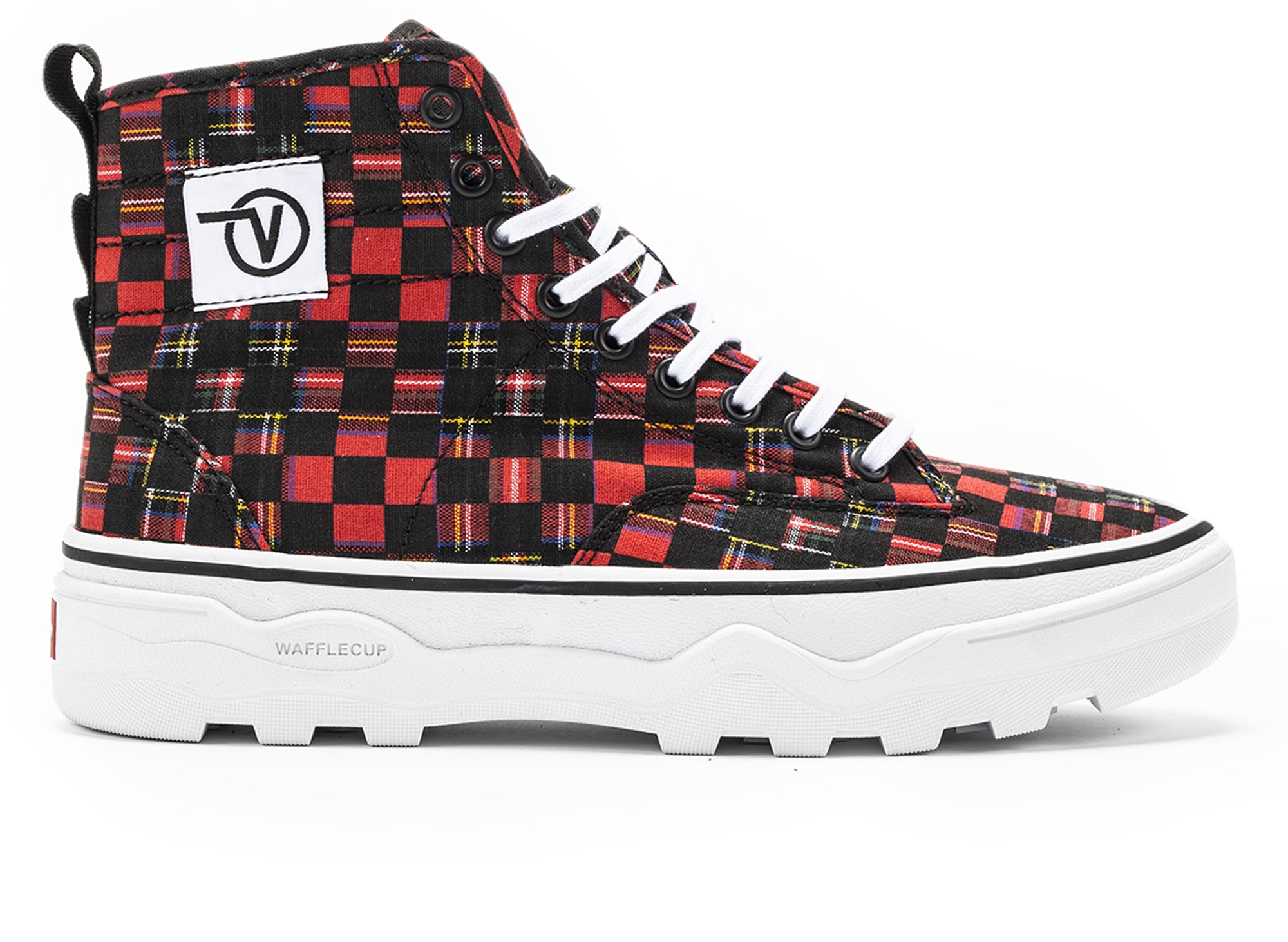 VANS UA Sentry WC (PLAID CHECK)