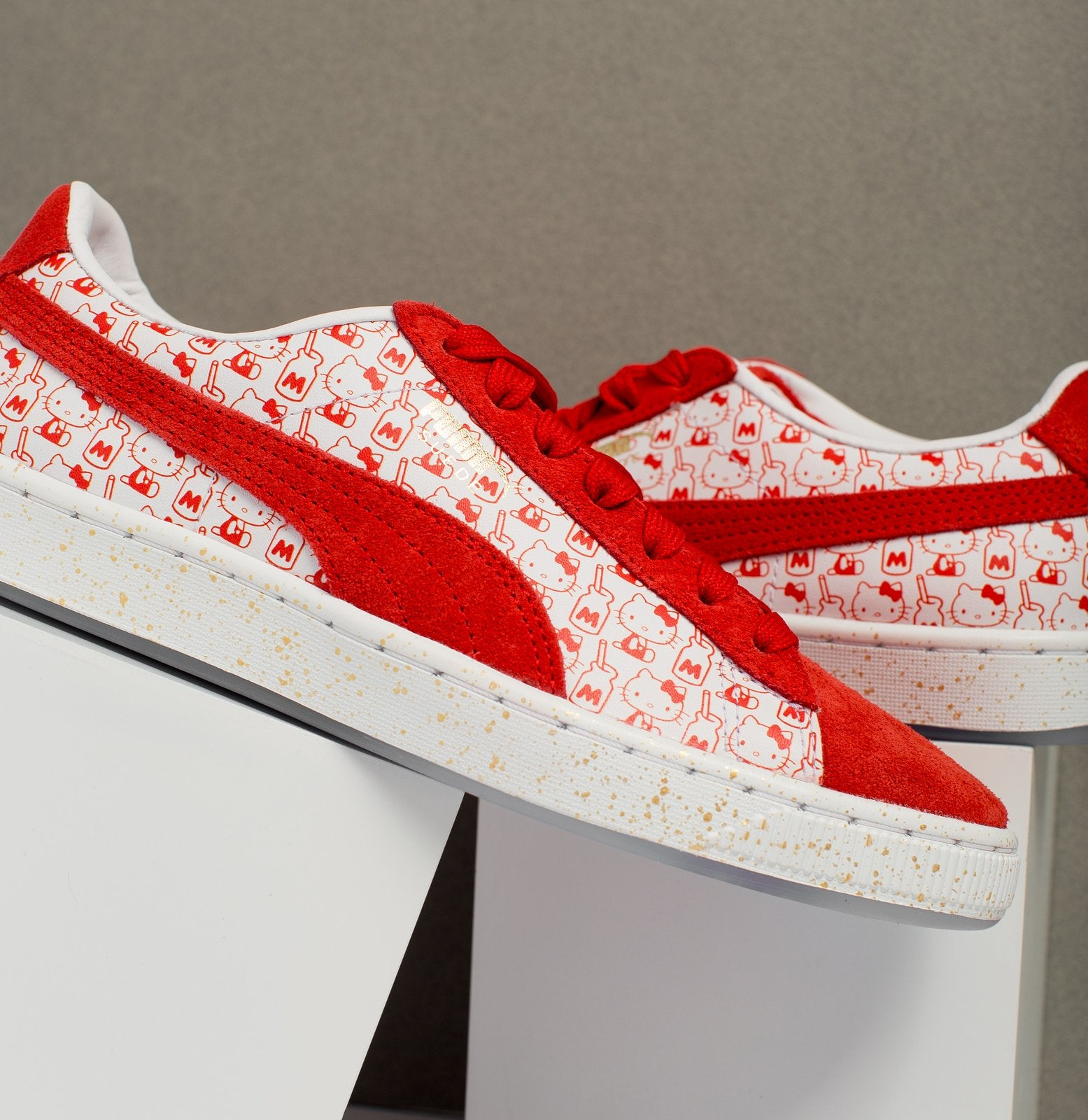 3efe2a9013fd PUMA x HELLO KITTY SUEDE CLASSIC - Oneness Boutique