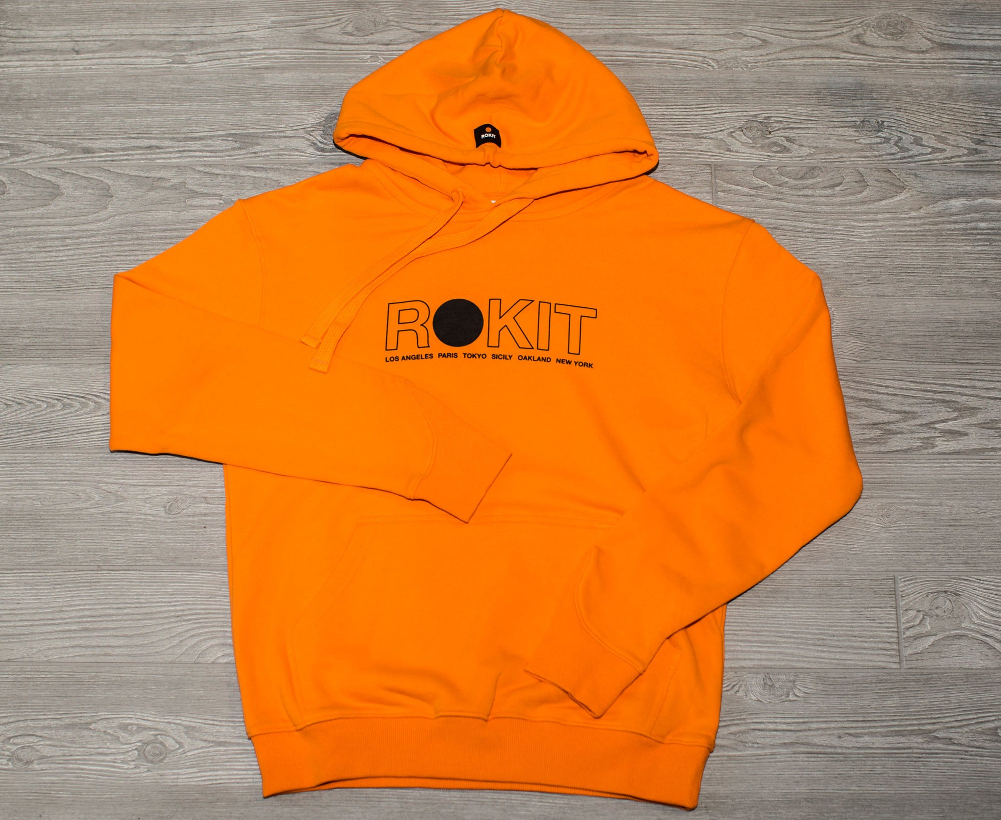 ROKIT THE HOMEGROWN HOODIE