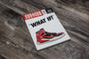 SNEAKER FREAKER: ISSUE 40 JORDAN WHAT IF