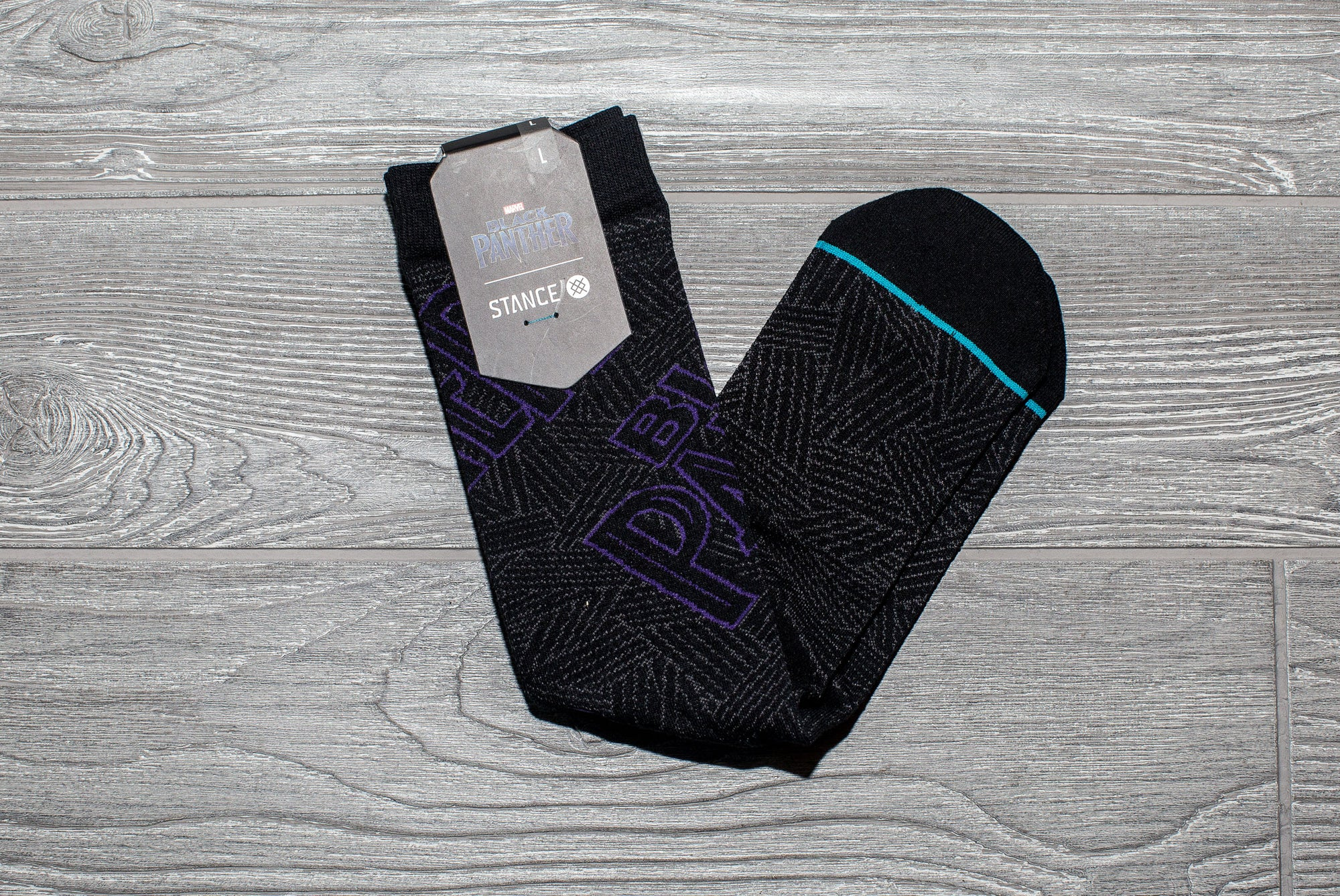 STANCE 'BLACK PANTHER' SOCKS