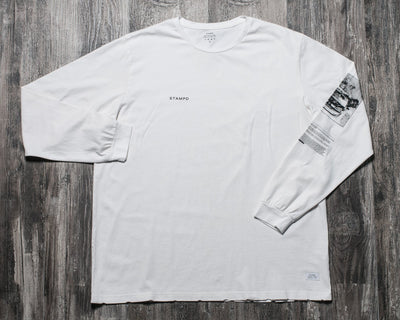 STAMPD NEW ORDERS LS TEE