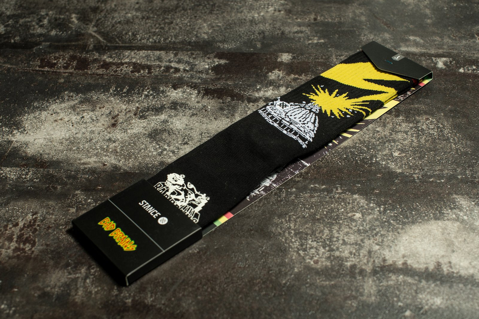 STANCE BAD BRAINS V2 SOCKS