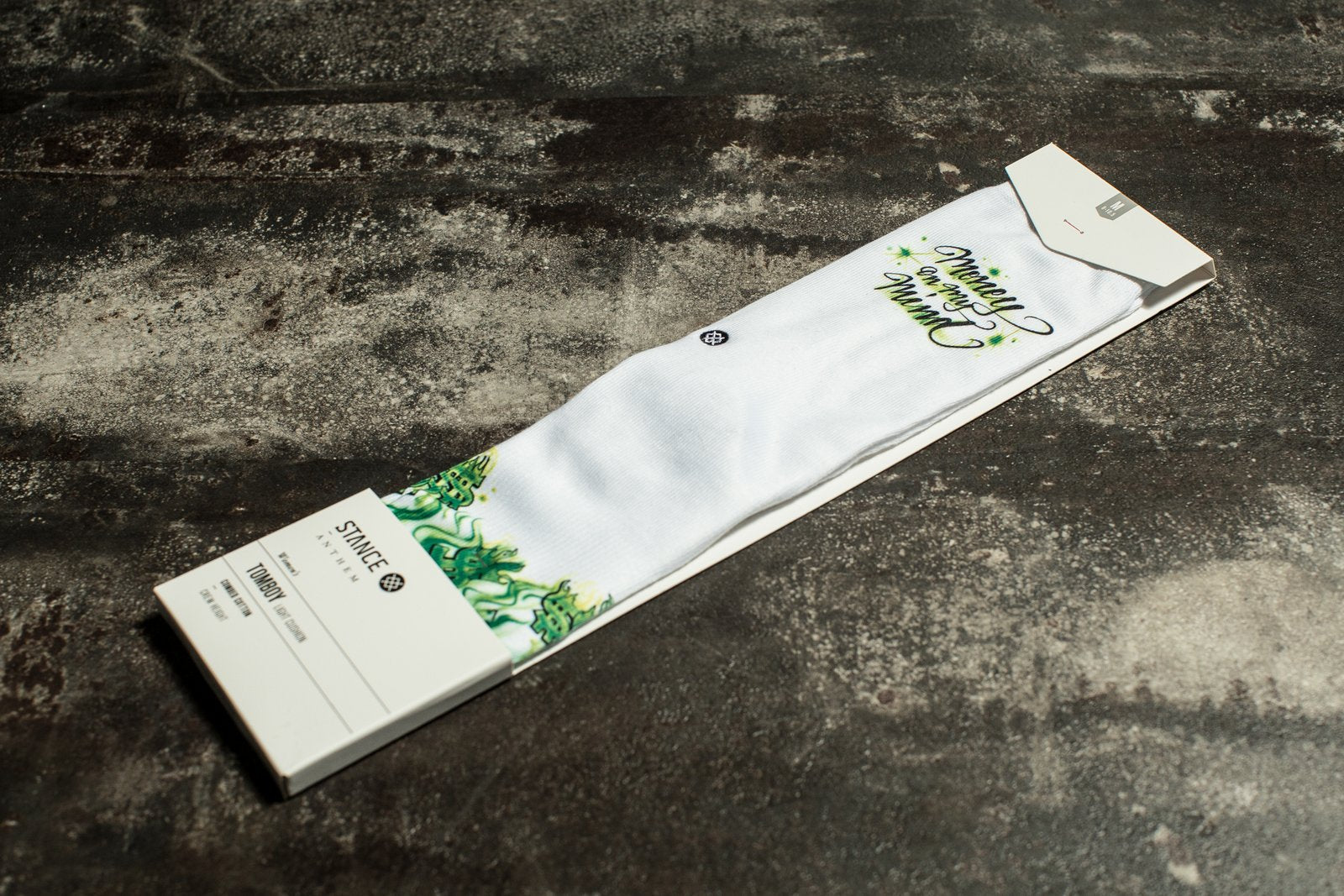 STANCE MIND ON MONEY SOCKS
