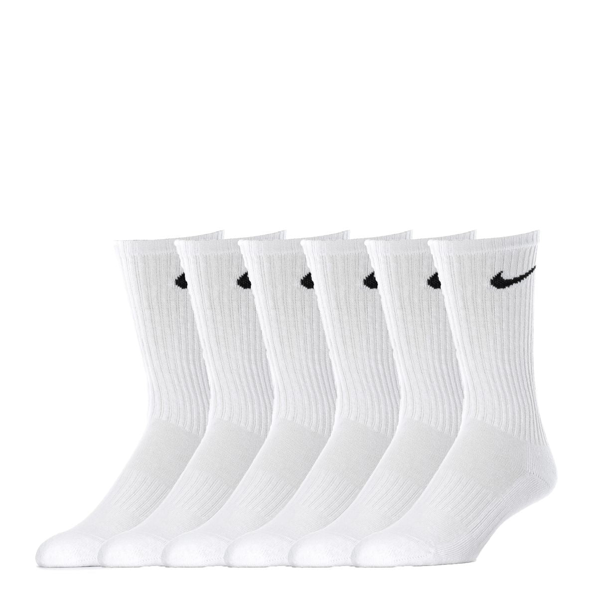 Nike Everyday Cushioned Training Crew Socks 6 Pack xld