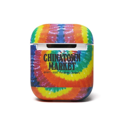 Chinatown Market Smiley Tie Dye AirPods Case