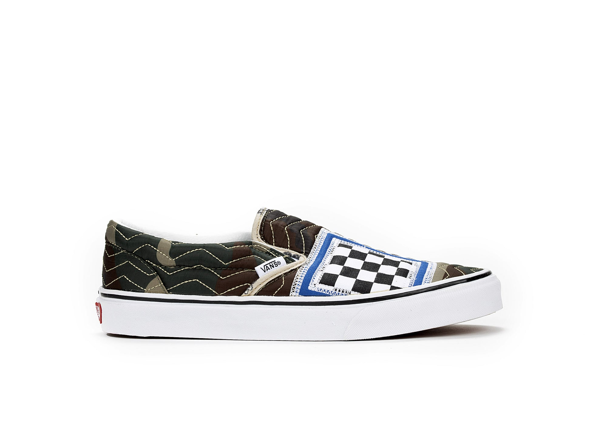 VANS CLASSIC SLIP-ON (MIXED QUILTING)