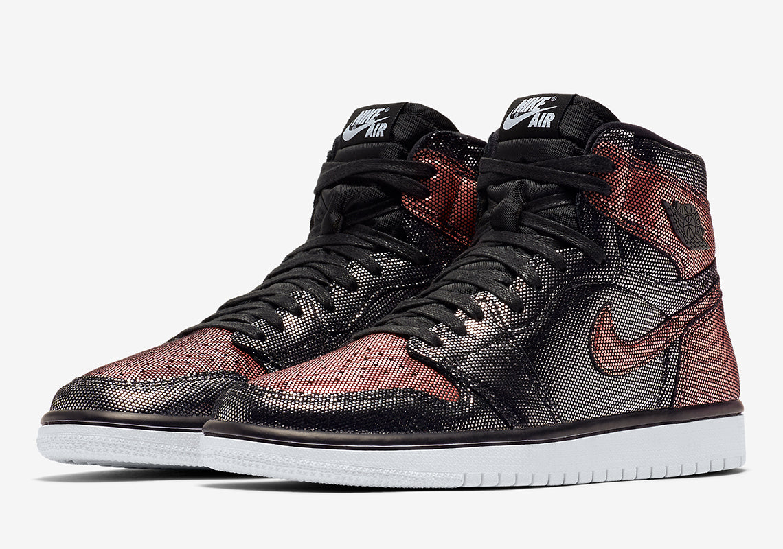 WOMENS AIR JORDAN 1 HI OG FEARLESS xld