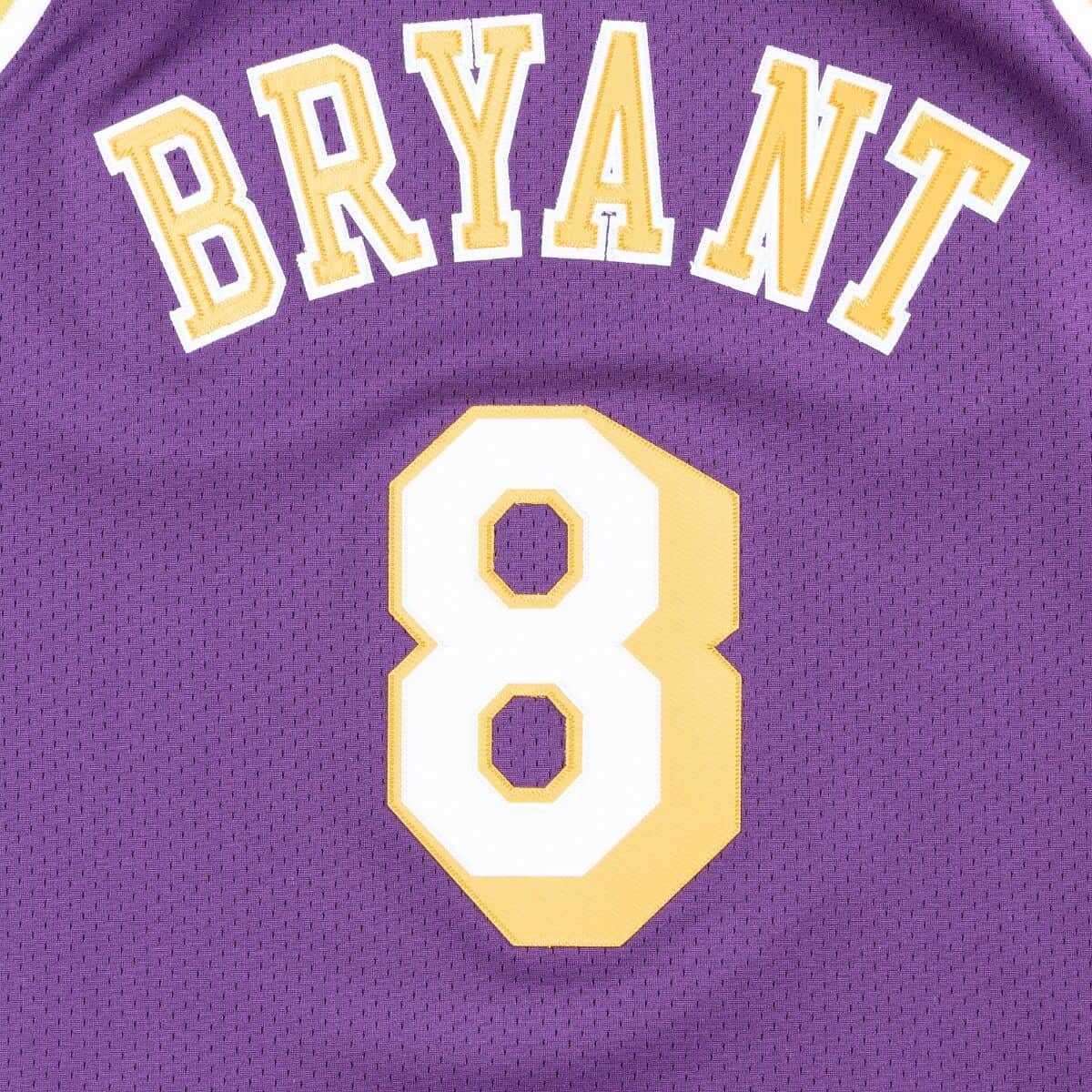 Mitchell and Ness Authentic Jersey Los Angeles Lakers Road 1996-97 ...