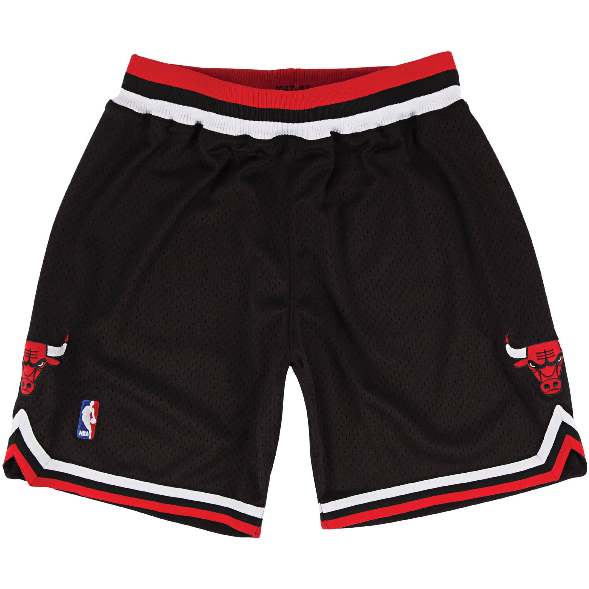 Mitchell & Ness Authentic Shorts Chicago Bulls Alternate 1997-98 xld