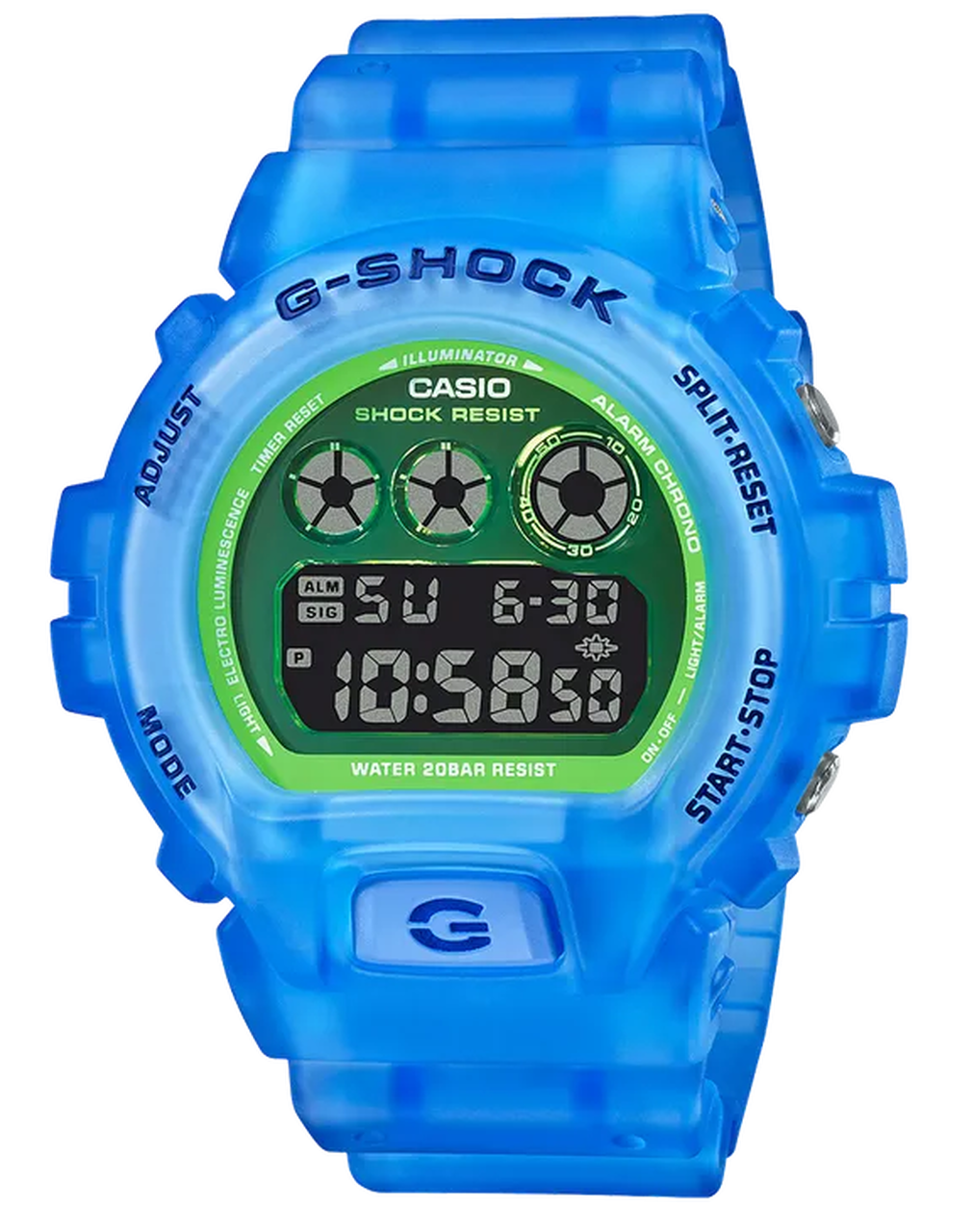 Casio G-SHOCK Digital DW6900LS-2 Watch