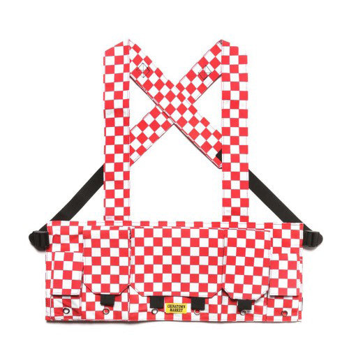 CHINATOWN Checkered Chest Rig