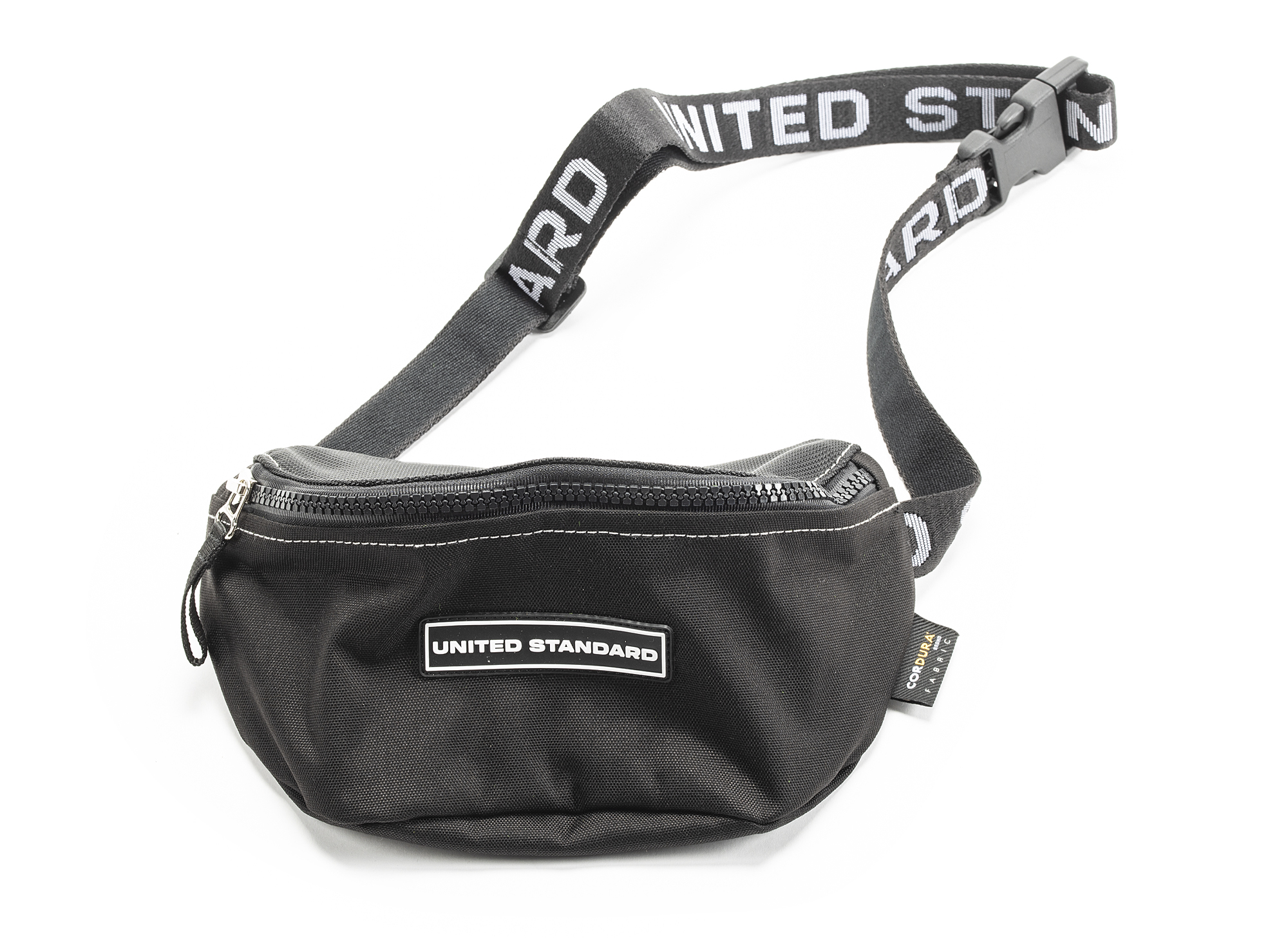 United Standard Logo Fanny Pack in Black