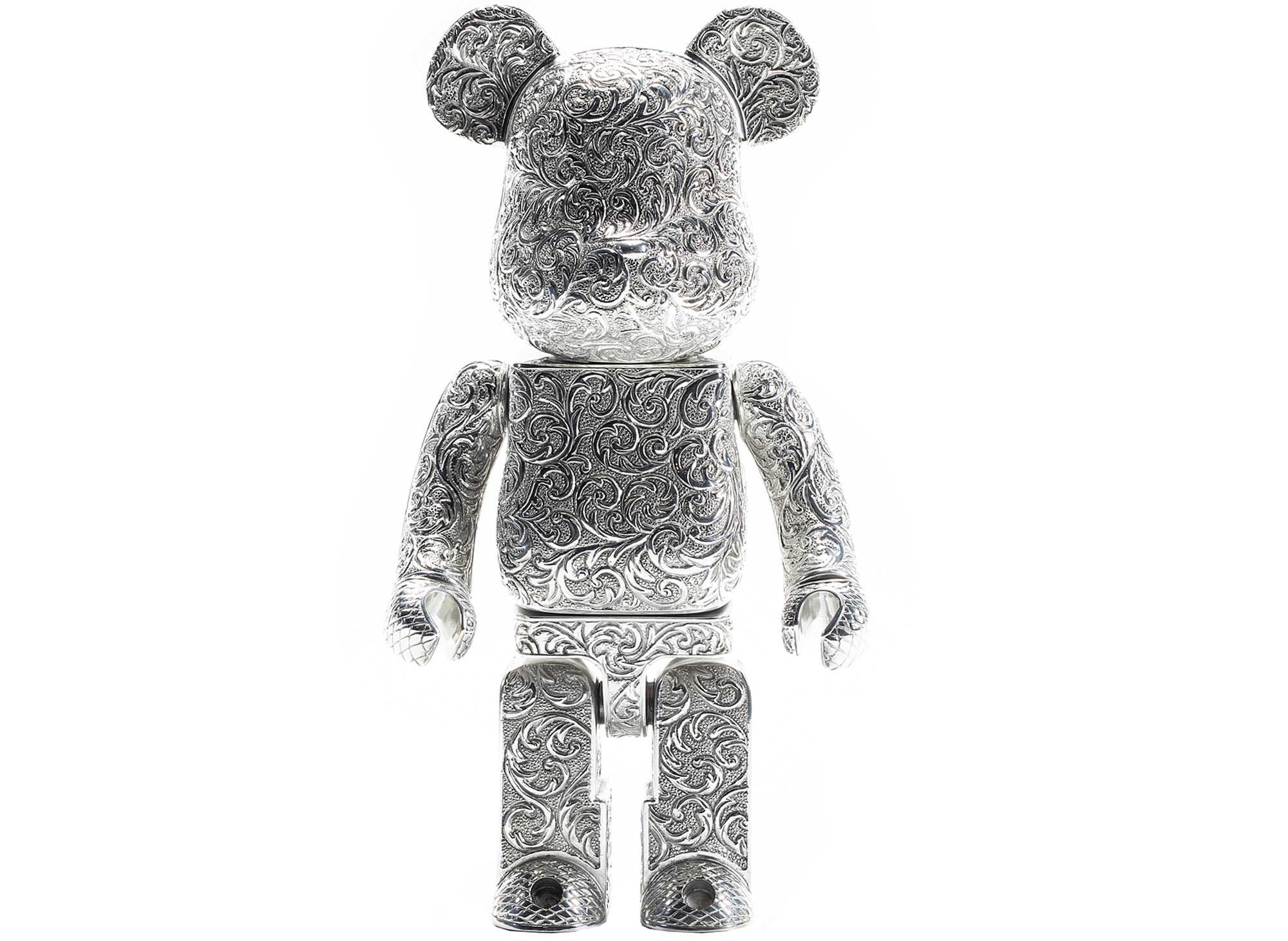 Royal Selangor x Medicom Toy Bearbrick  Arabesque Classic