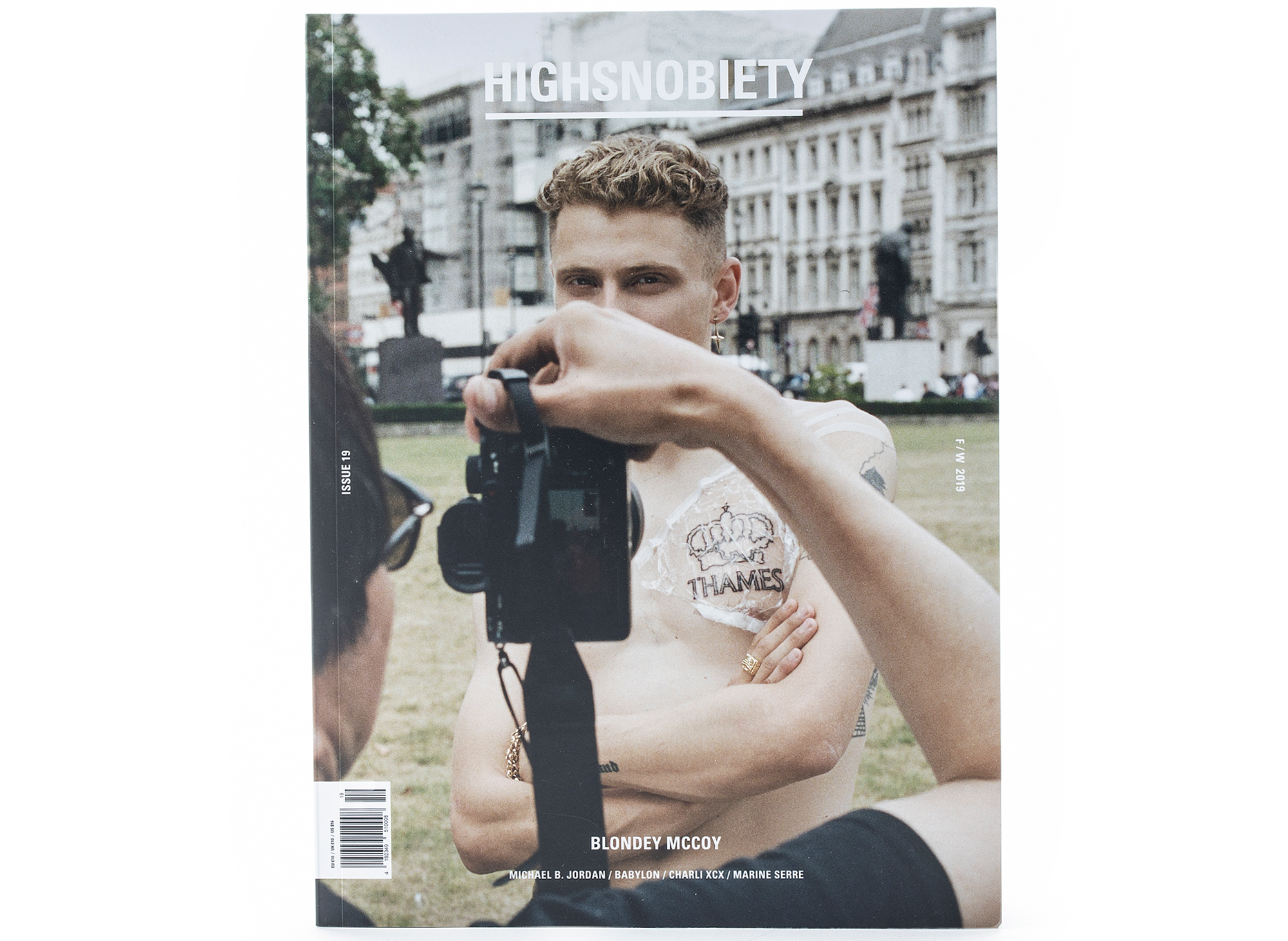 Highsnobiety Magazine Issue 19