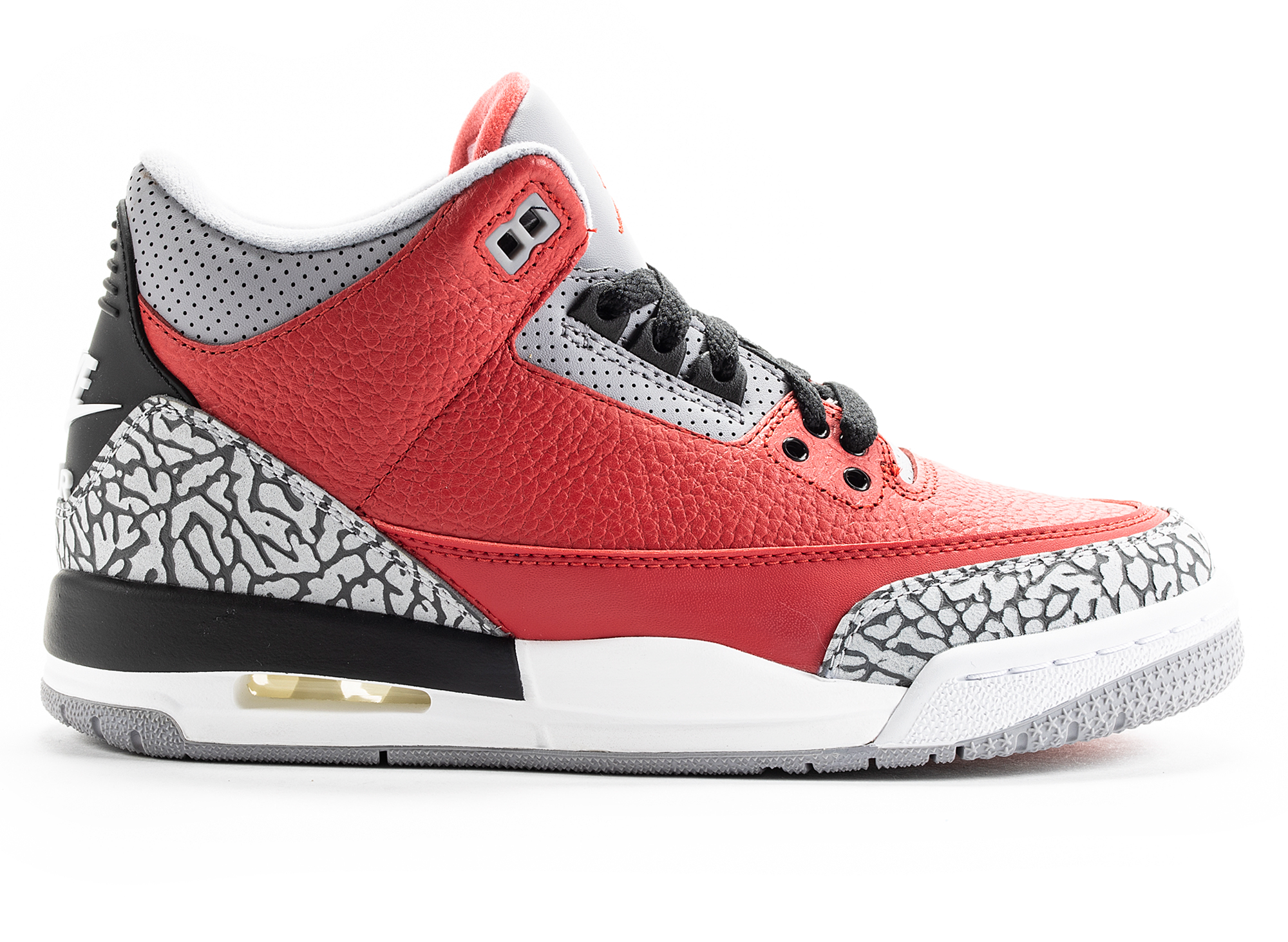Air Jordan 3 Retro SE GS 'Fire Red'
