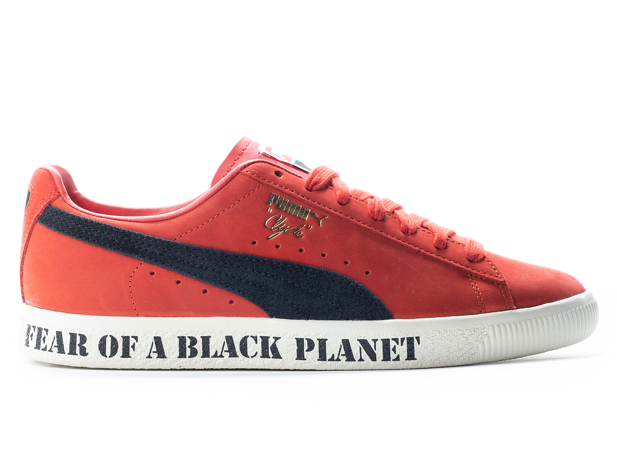 Puma Clyde x Public Enemy XLD