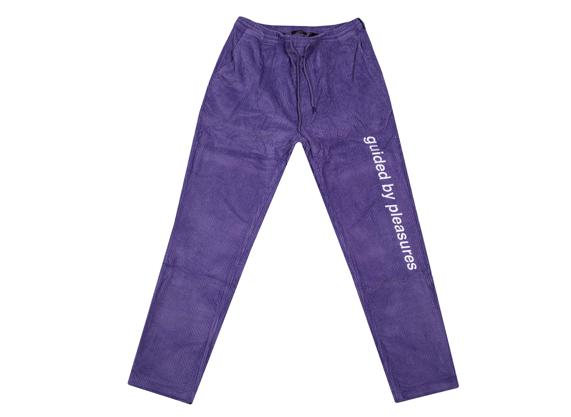 Pleasures Guided Corduroy Pants 'Purple'