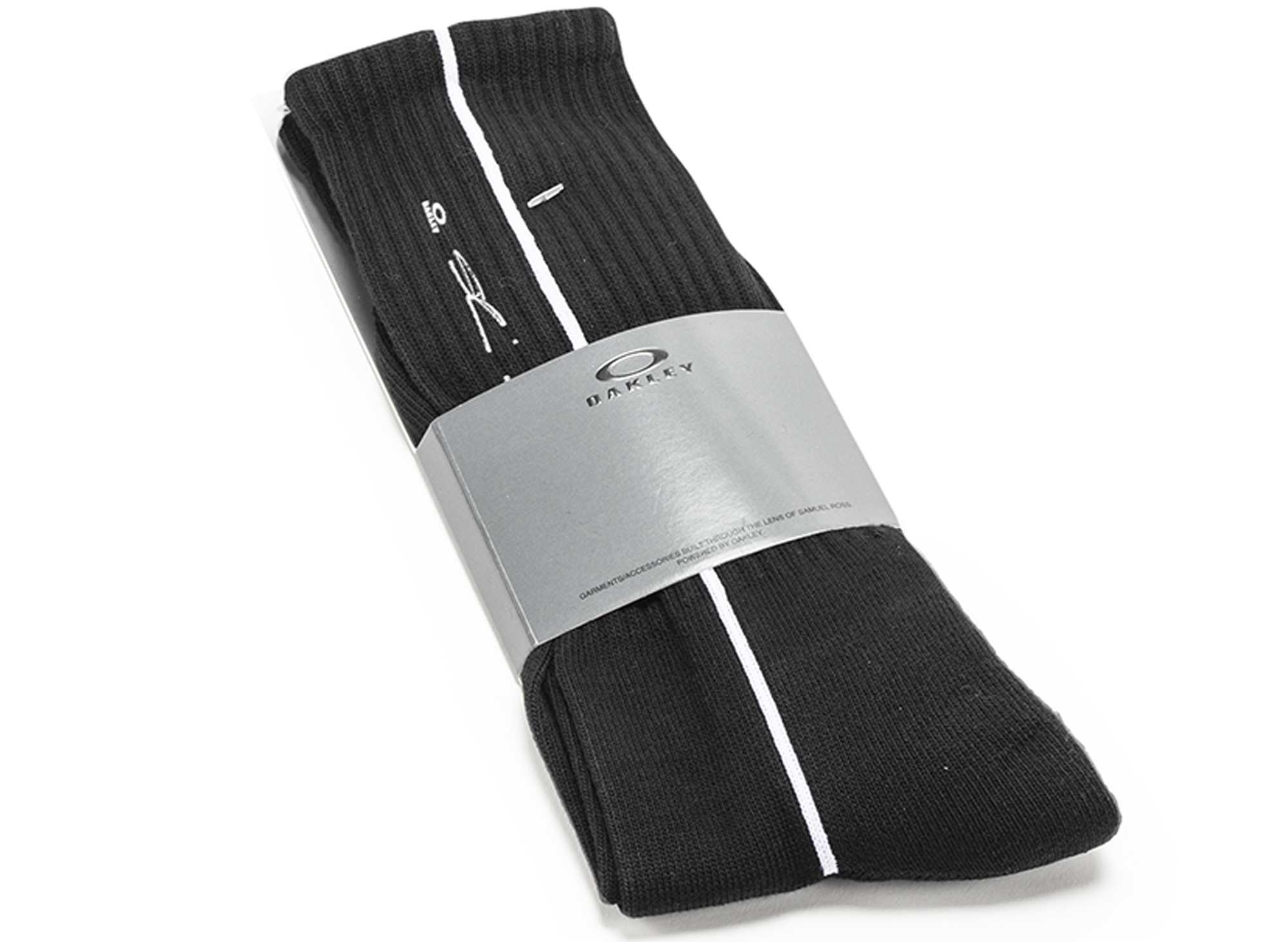 Oakley by Samuel Ross Monochrome Socks