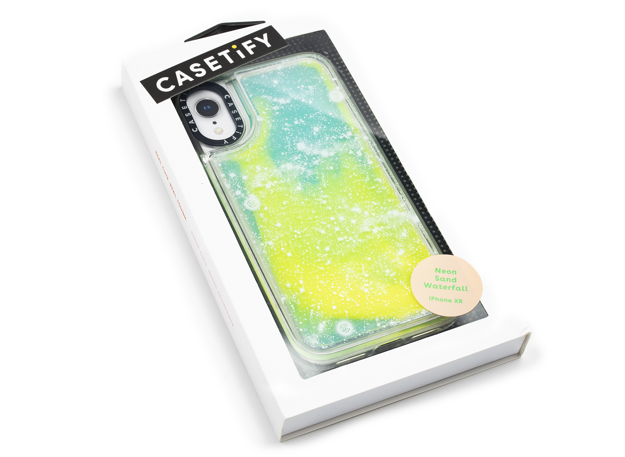 Clot Stars All Over iPhone Case 'Yellow'
