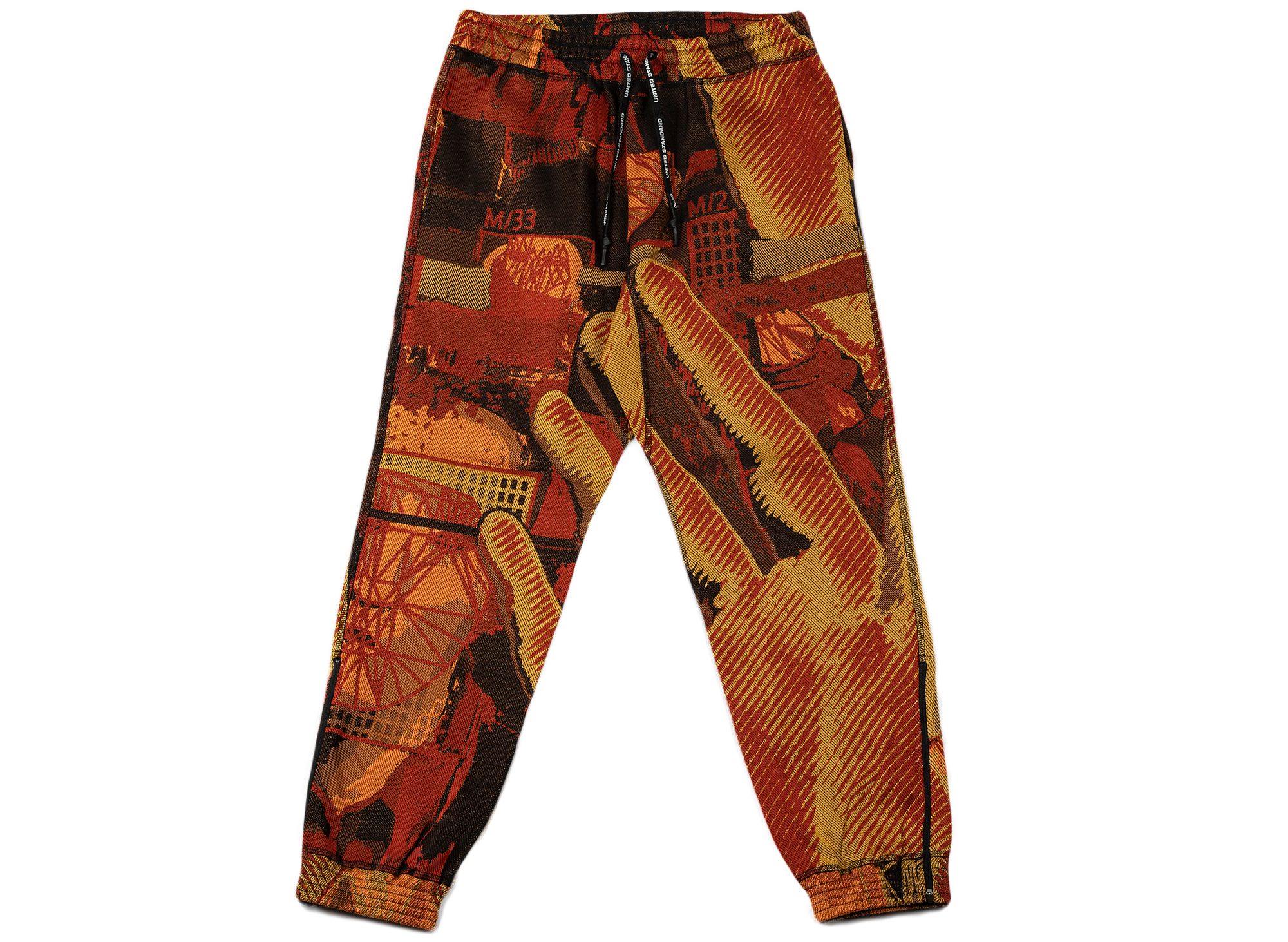 United Standard Jacquard Pants