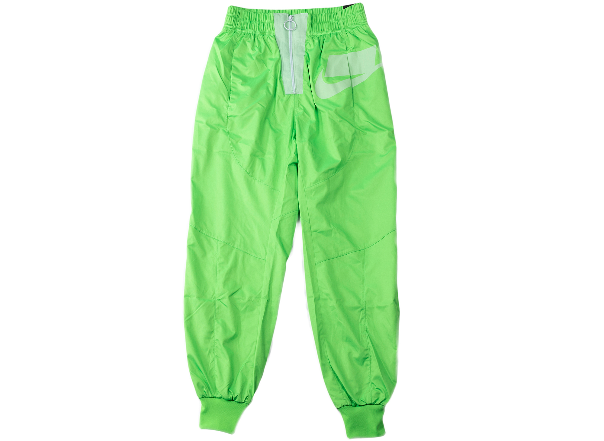 Women's Nike Sportswear NSW Woven Pants in Green