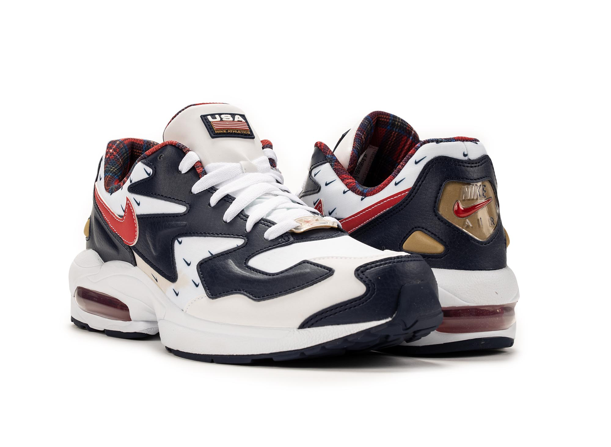 vente en magasin 48171 8f5ab Nike Air Max 2 Light 'USA' - Oneness Boutique