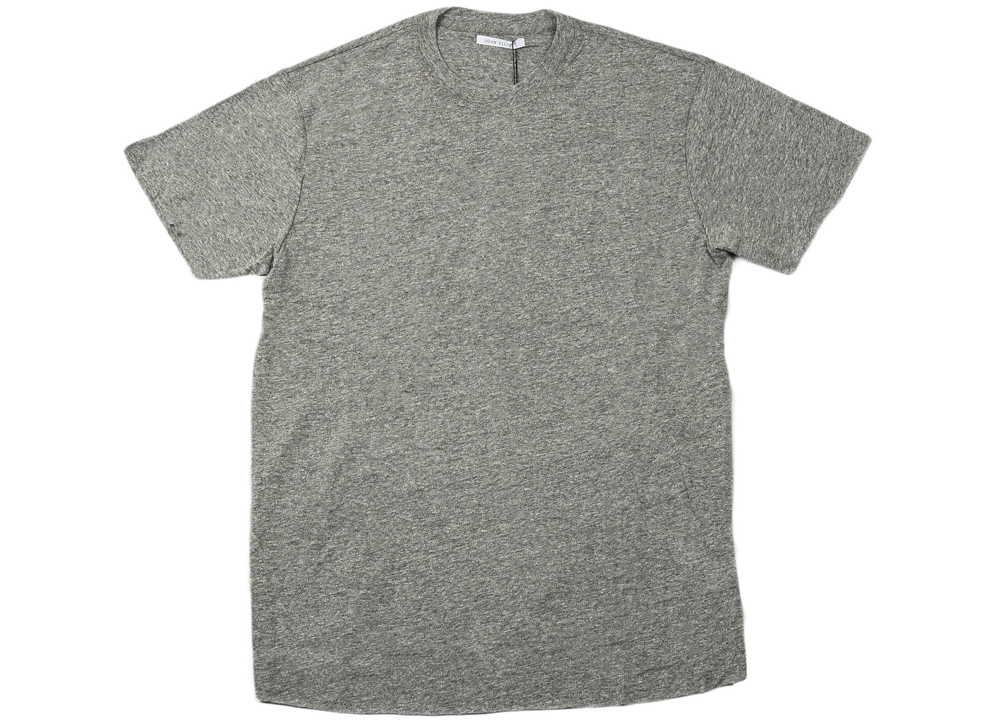 John Elliott Anti-Expo Tee in Grey XLD