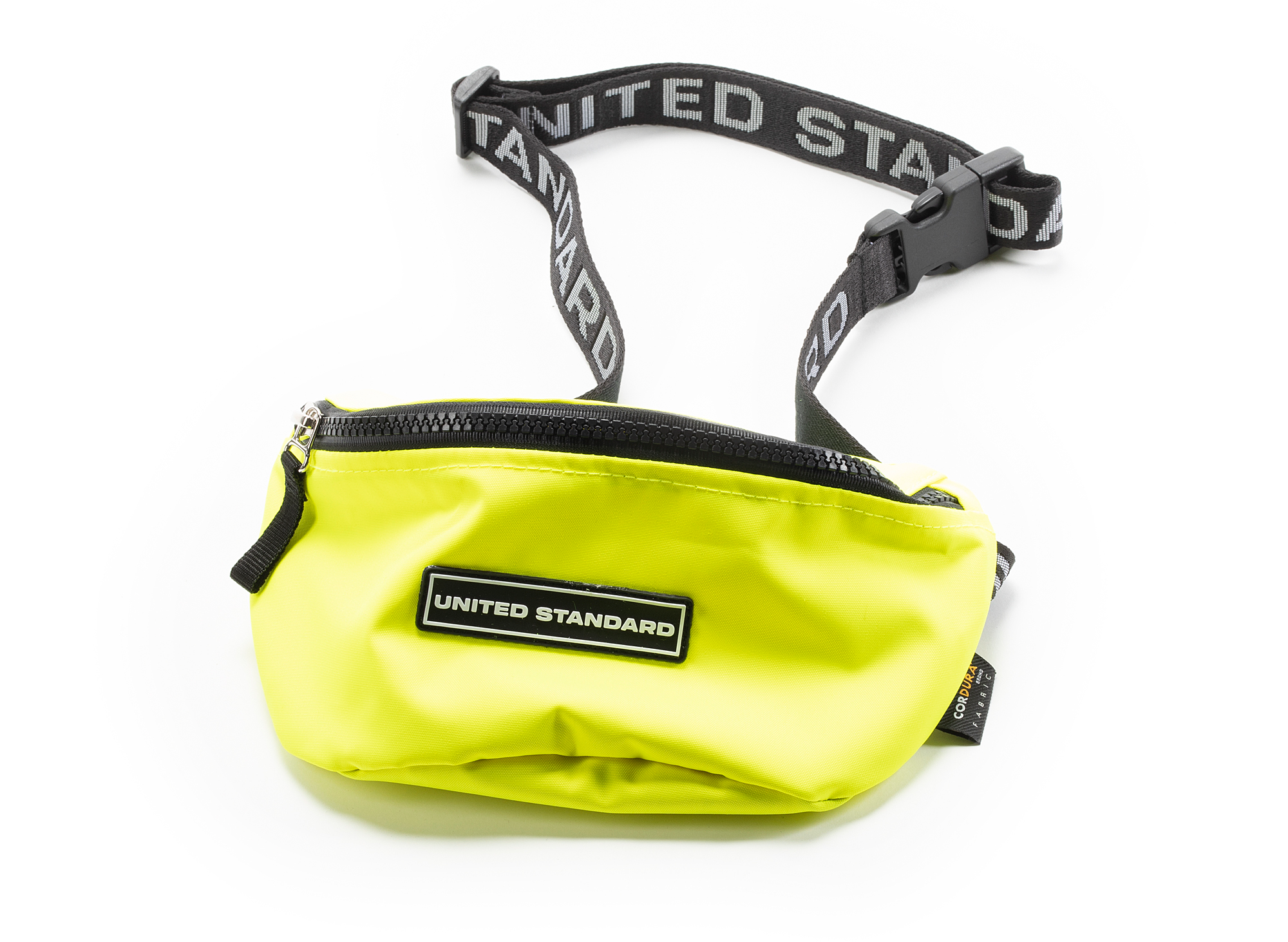 United Standard Logo Fanny Pack in Neon