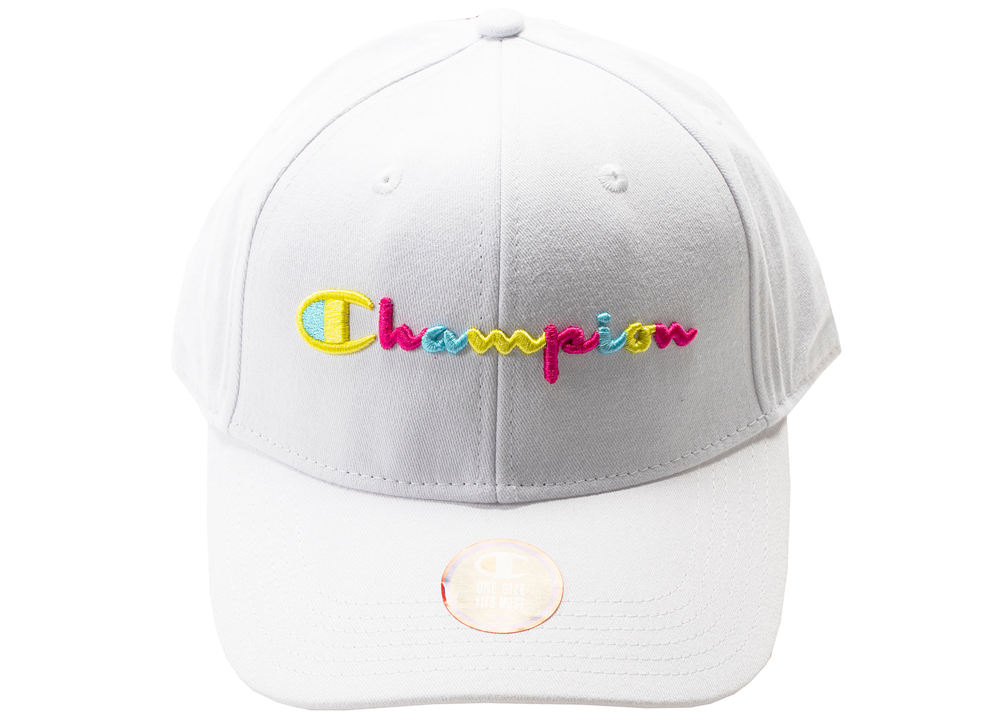 Champion Classic Twill Hat in White