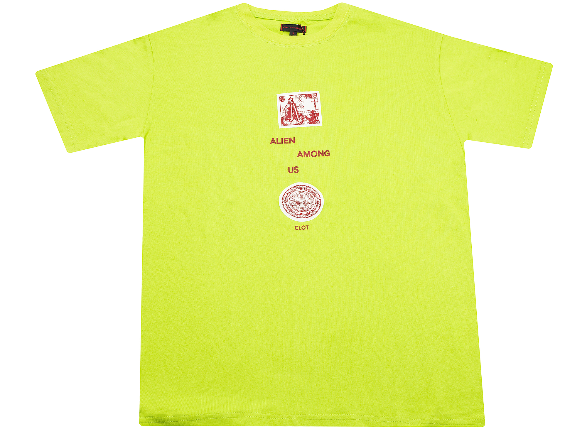 Clot Alien Among Us Tee