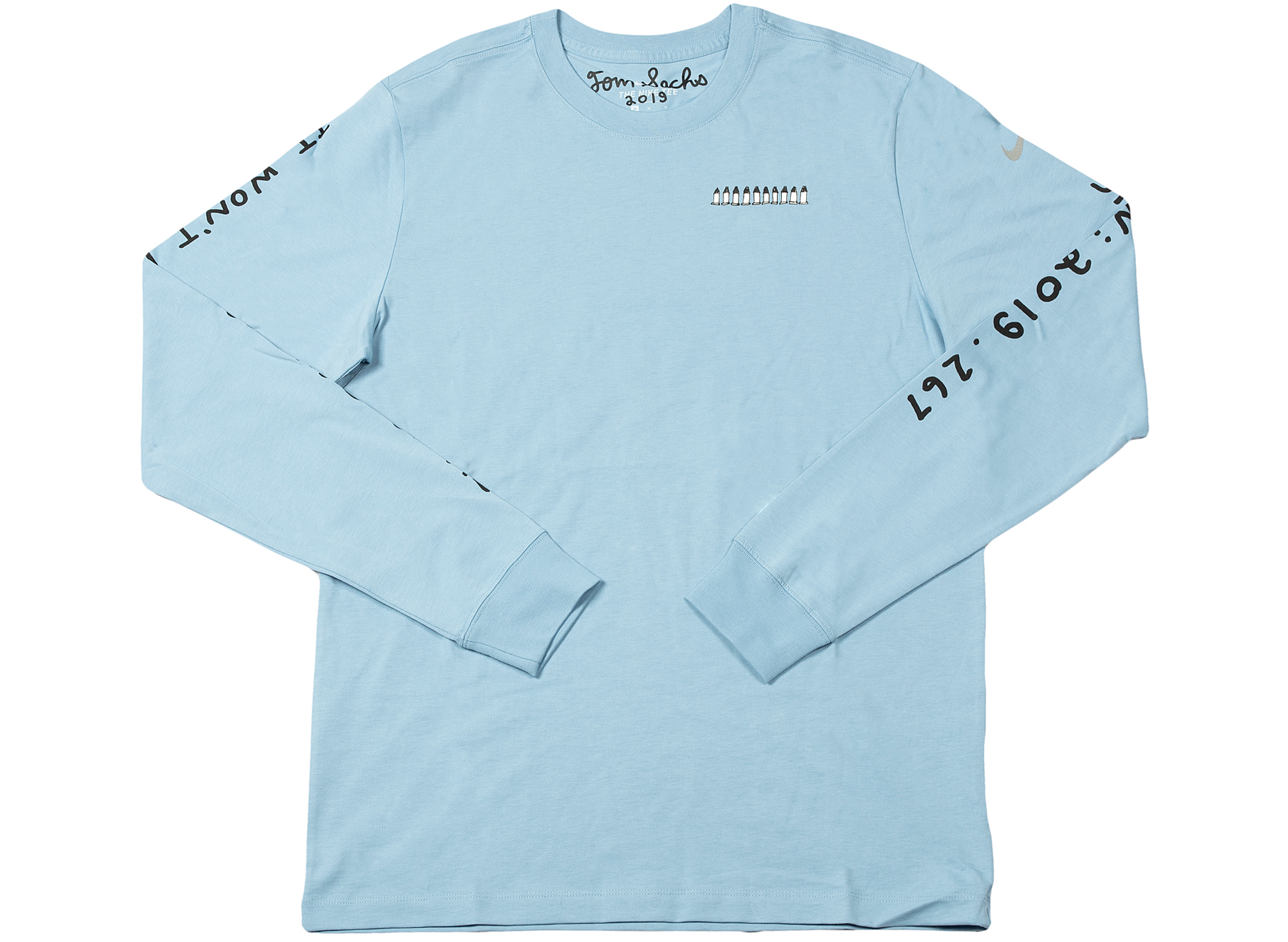 Nike x Tom Sachs Long Sleeve Tee