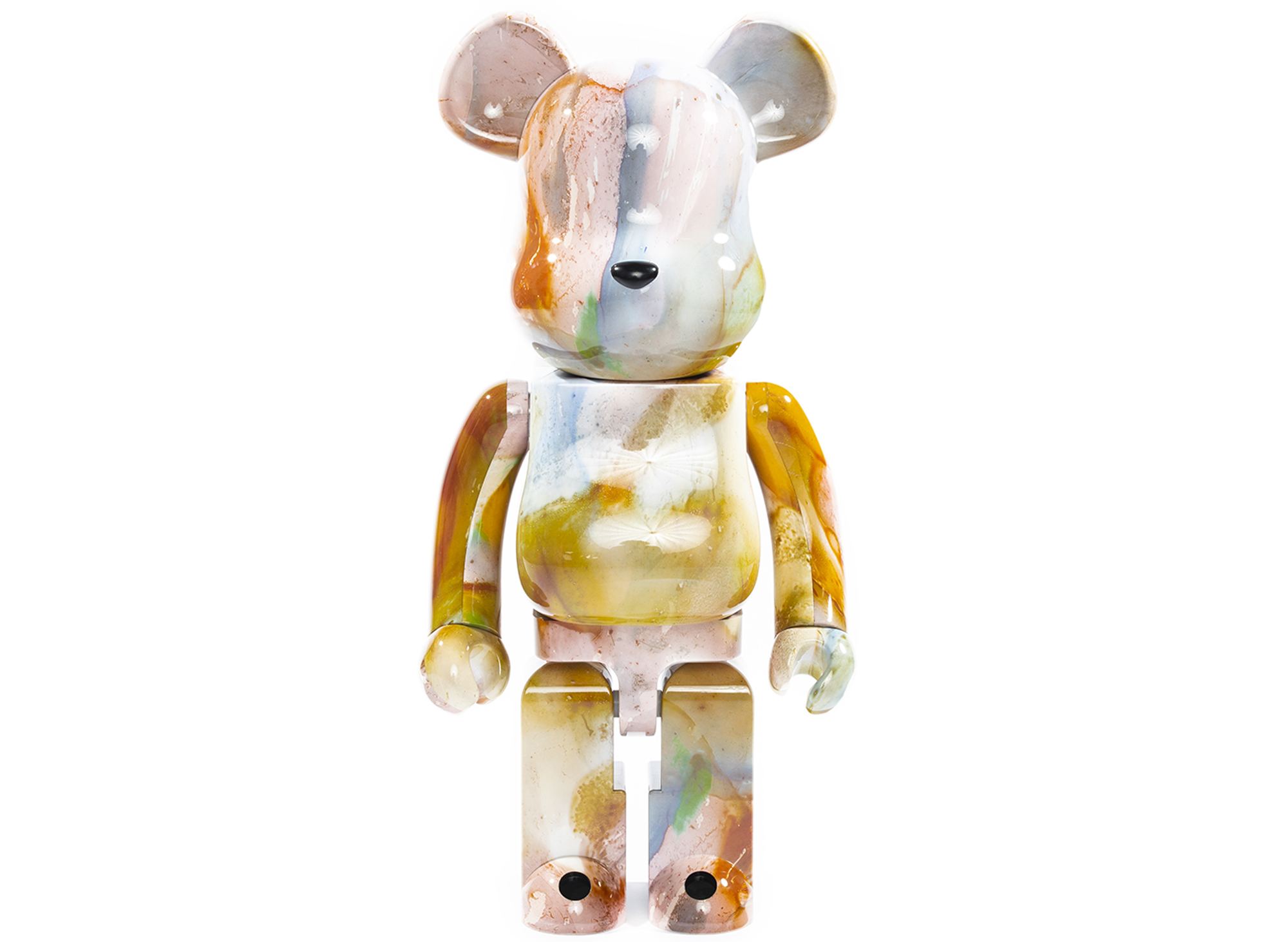 Medicom Bearbrick Pushead 1000%
