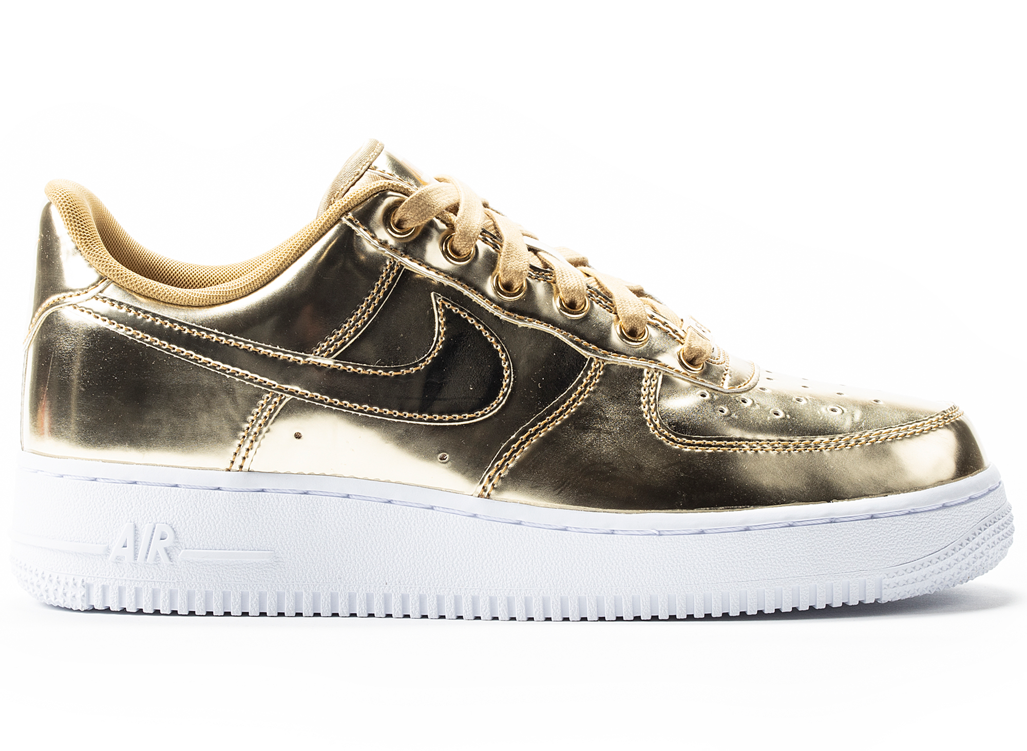 Women's Nike Air Force 1 SP 'Metallic Gold'