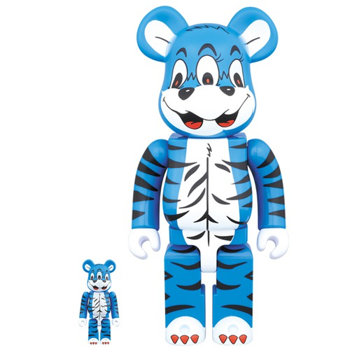 Medicom Toy BearBrick KIDILL BEAR 100% & 400%