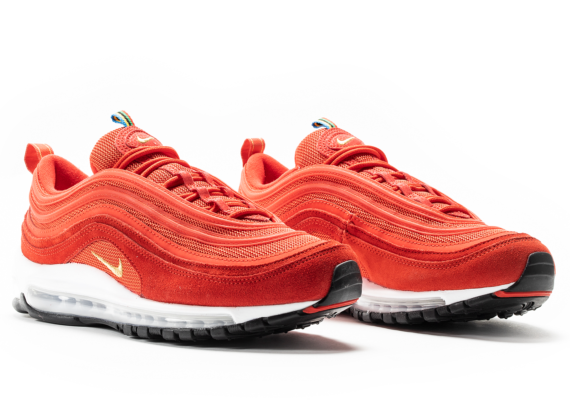 en caso azafata Instalar en pc  Nike Air Max 97 'Olympic Rings Pack' - Oneness Boutique