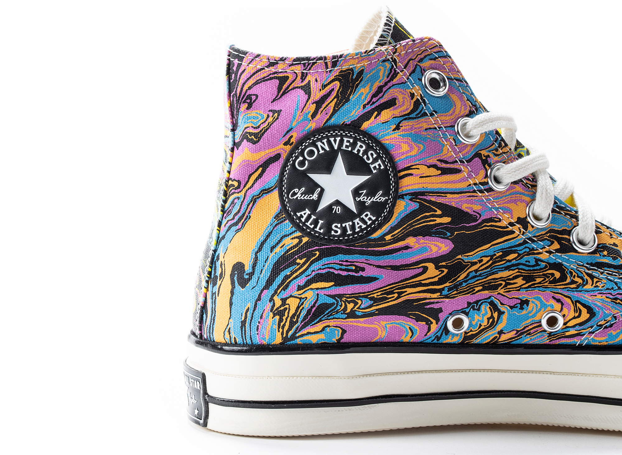 Converse Chuck 70 Hi Marble Udgivelsesdato 1