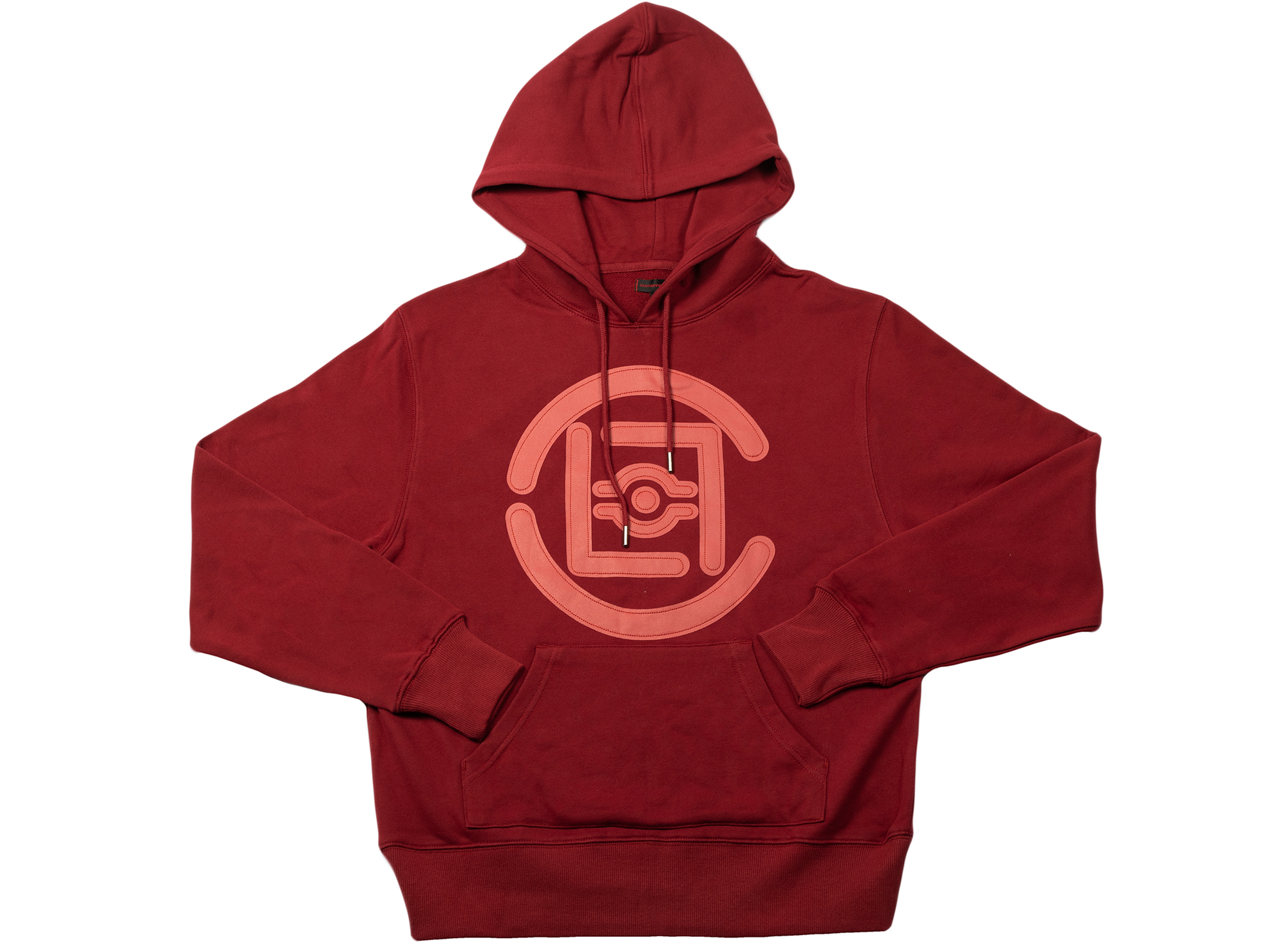 Clot Fifth Elemental Clot Logo Applique Pullover