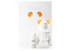 Ballon x Medicom Toy Bearbrick Aroma Ornament No.0 - Orange