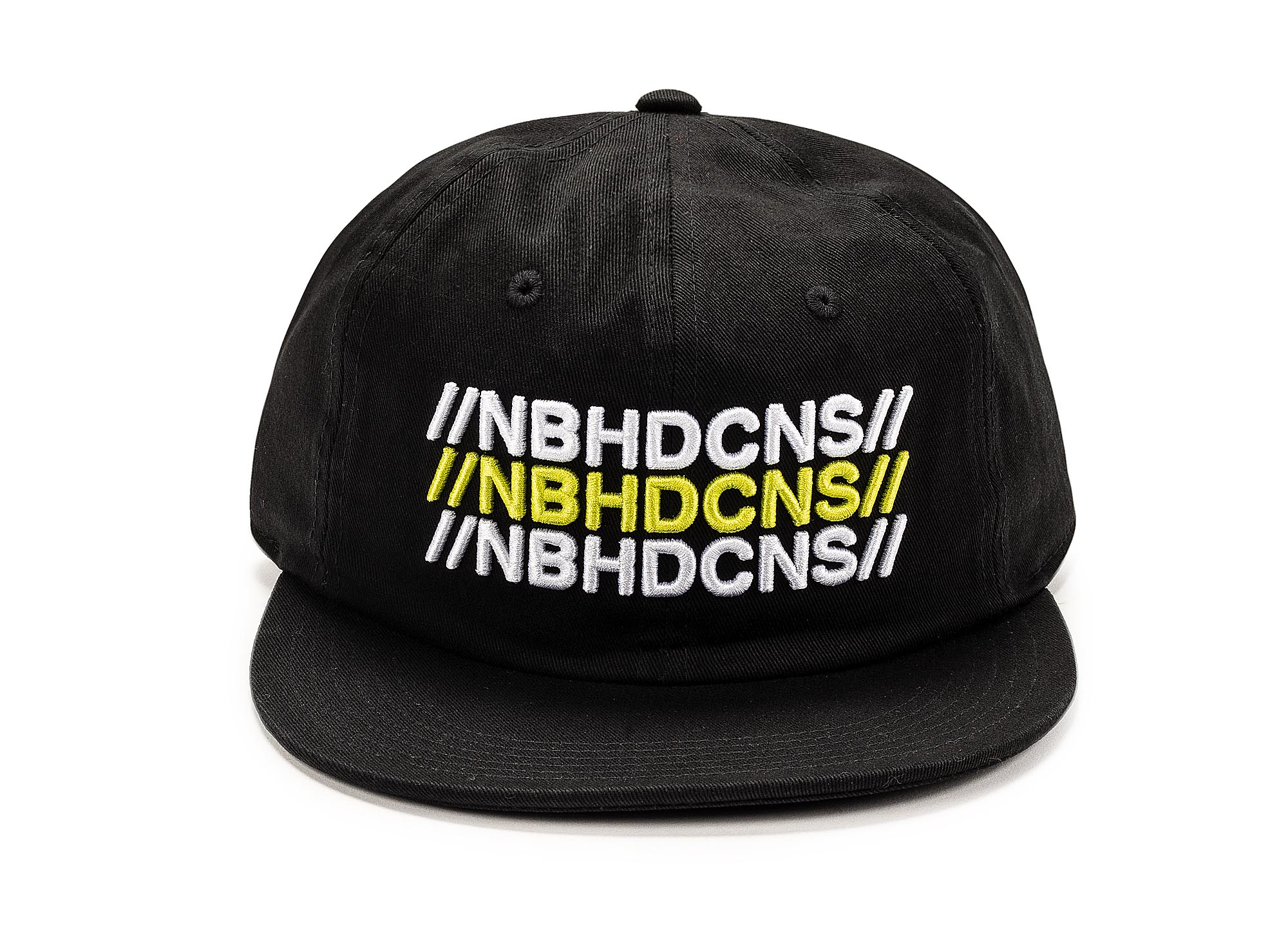Converse X Neighborhood 6 Panel Hat 'Black'