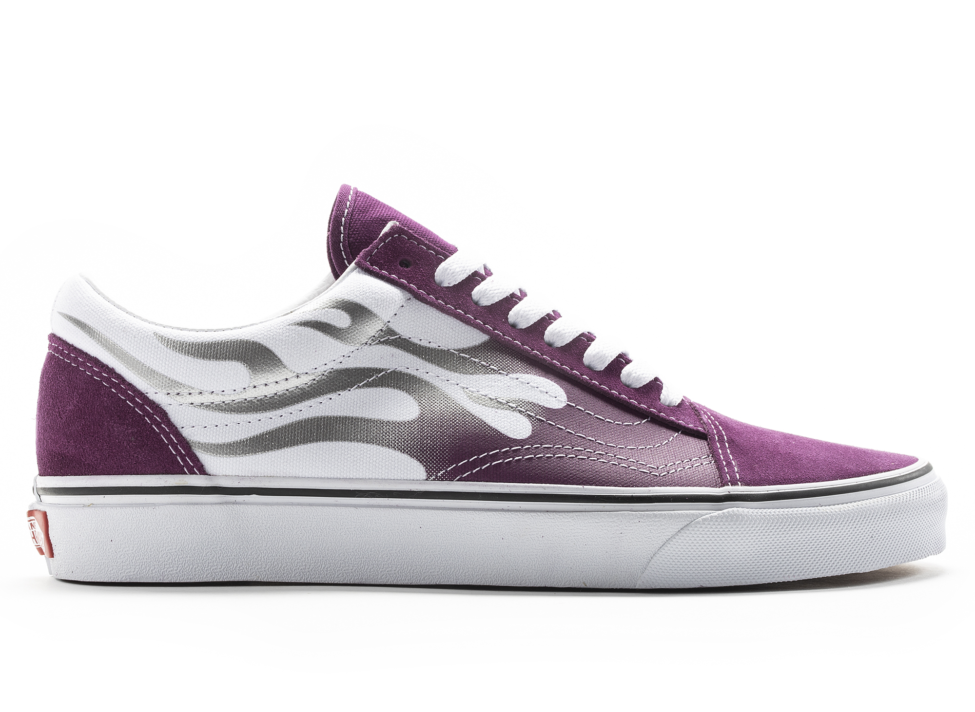 Vans Old Skool 'Purple Flame'