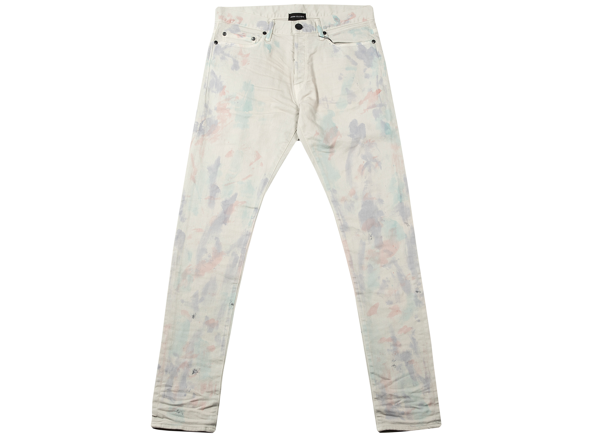 John Elliott The Cast 2 Jeans 'Push Pop' XLD