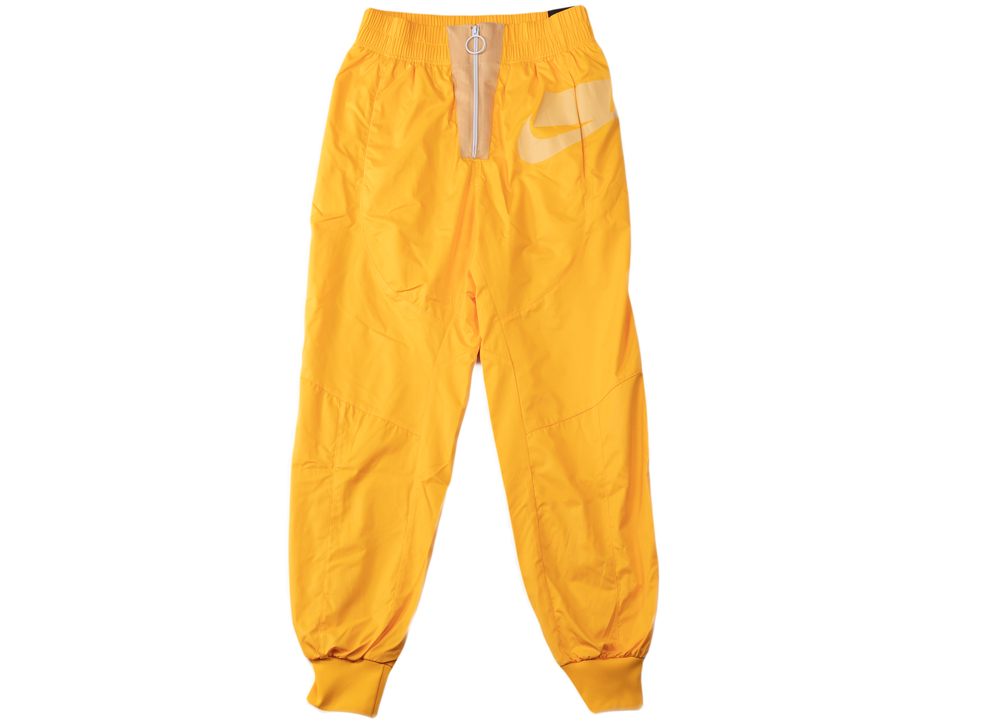 Women's Nike Sportswear NSW Woven Pants in Orange