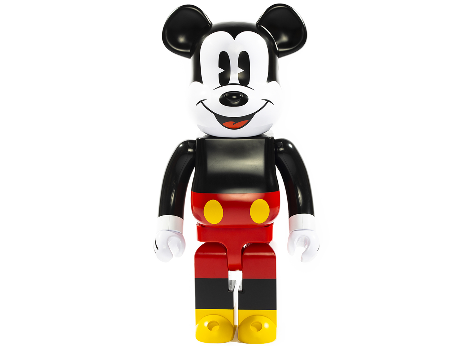 MediCom BearBrick Mickey Mouse 1000%