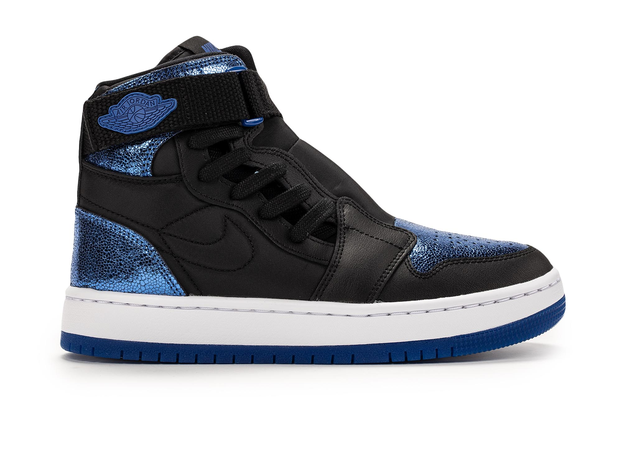 Women's Air Jordan 1 Nova XX ' Black/Game Royal'