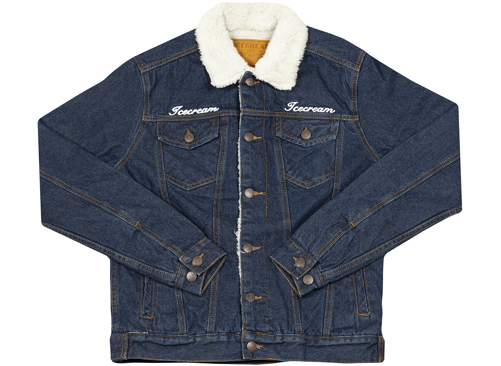 ICECREAM Classic Denim Jacket