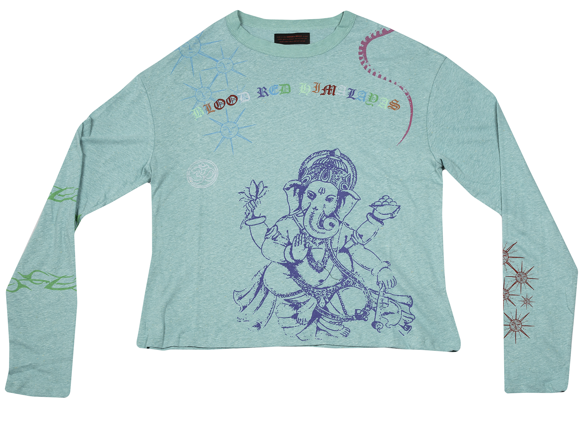 Siberia Hills Himalayan Tattoo Long Sleeve